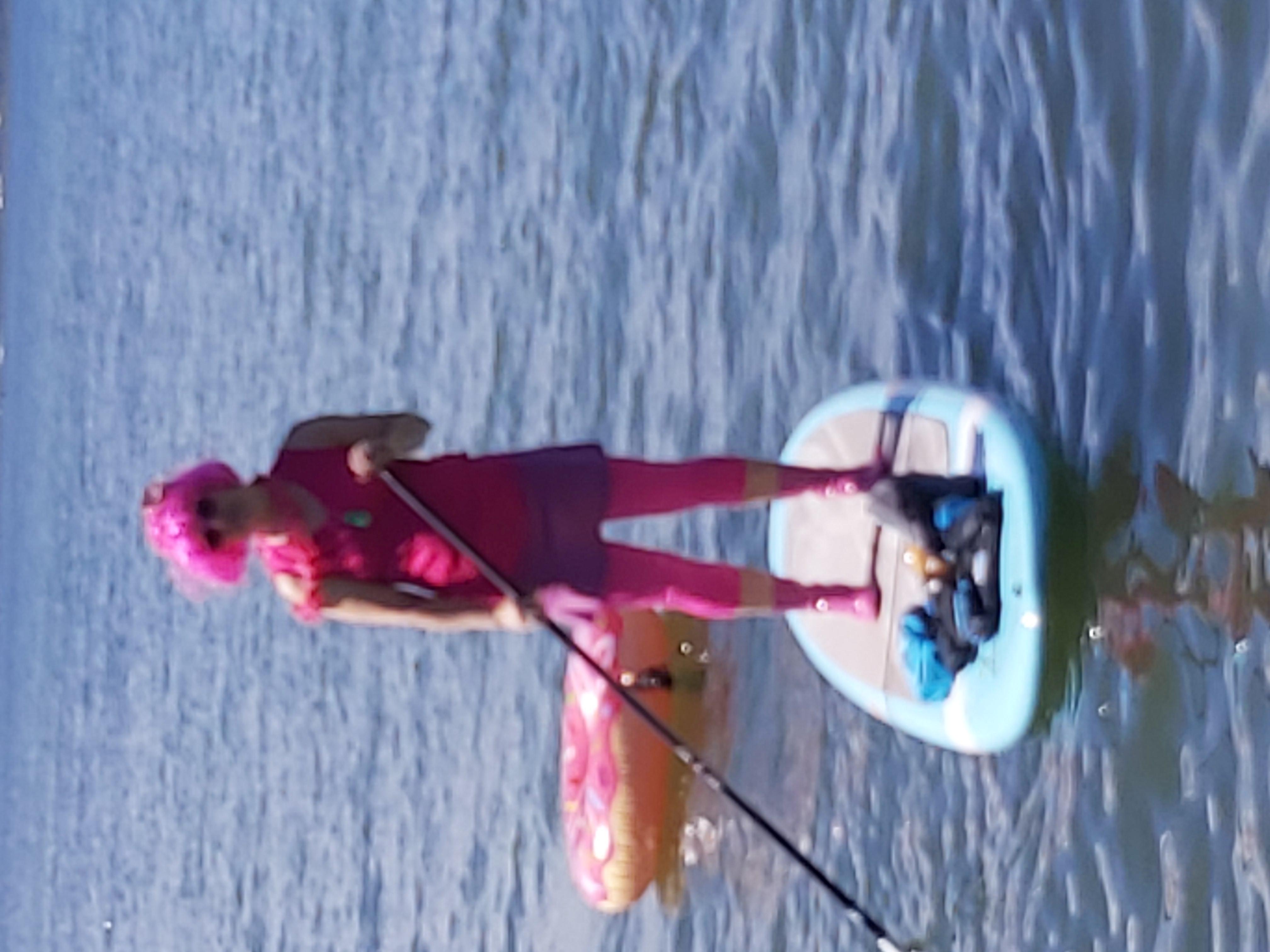 Ann paddle