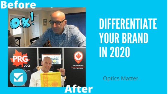 Differentiate Your Brand In 2020