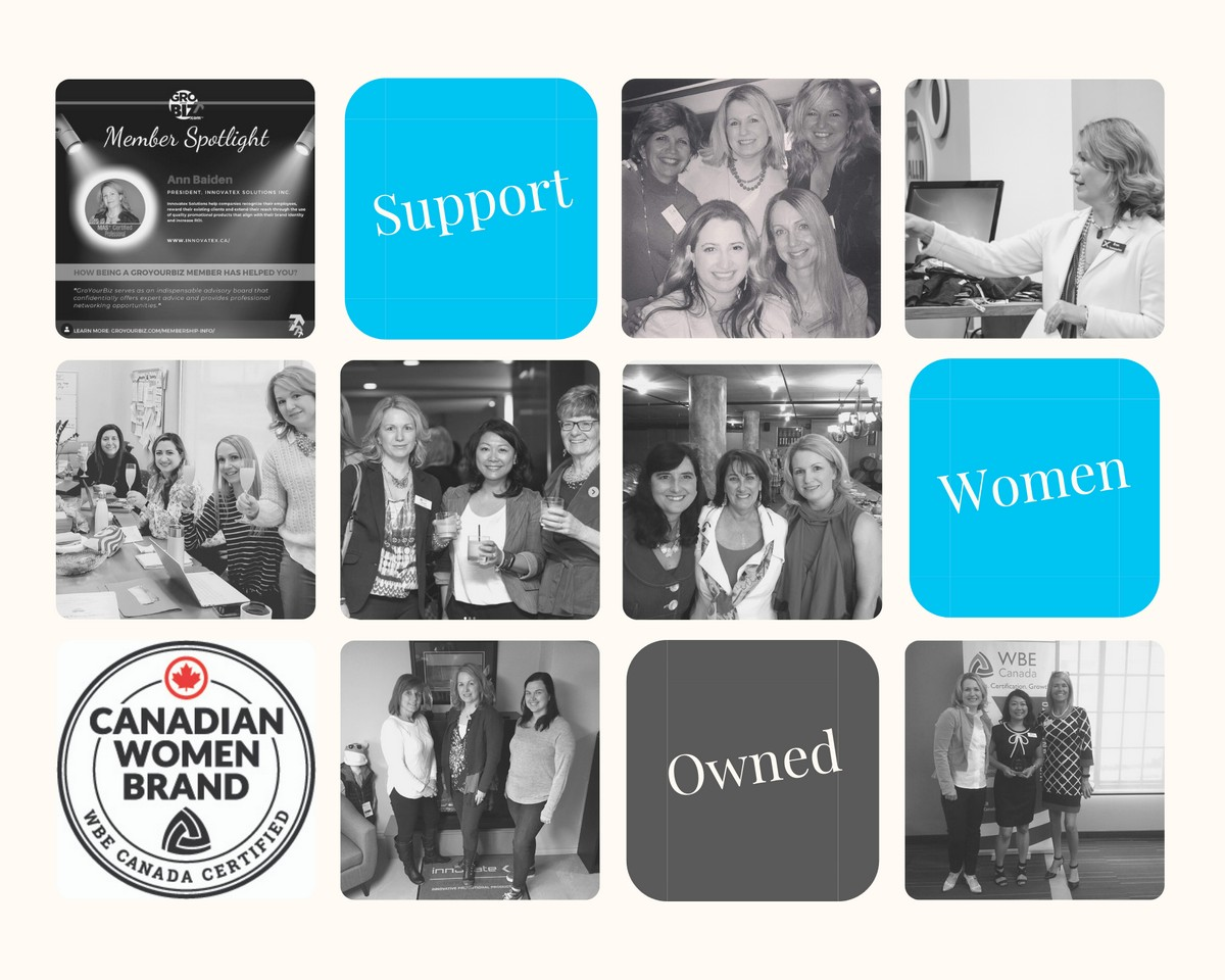 Your New Year's Resolution? Support Women-Owned.