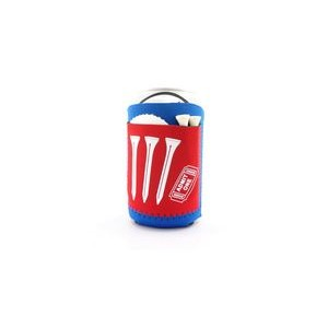 Silkscreened Pocket Can Cooler